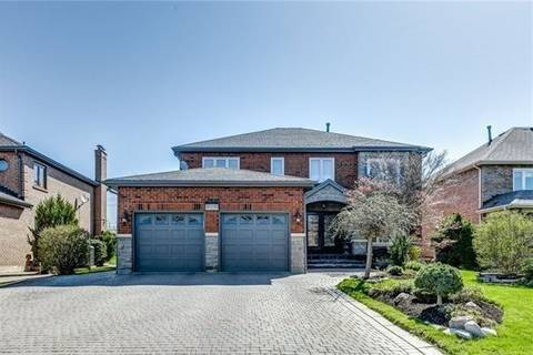 House for sale at 182 Bourbon St Vaughan Ontario - MLS: N4470032