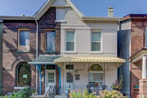 Townhouse for sale at 182 Broadview Ave Toronto Ontario - MLS: E4931337