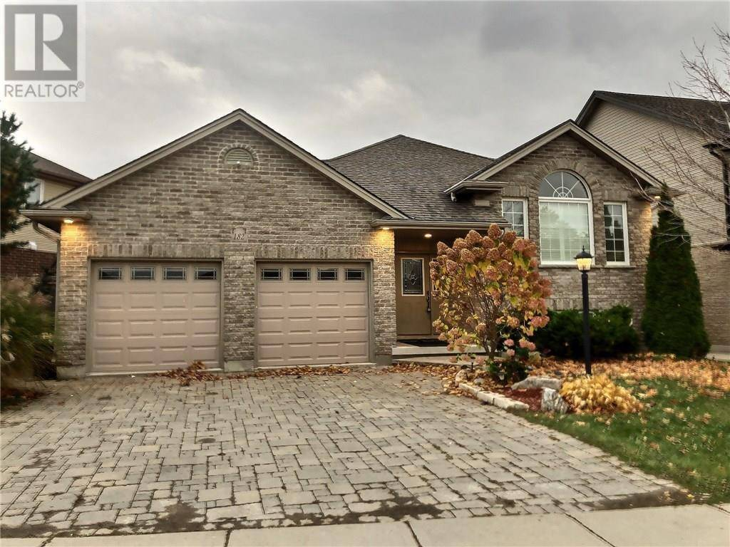 House for sale at 182 Cardinal Dr Woodstock Ontario - MLS: 30771552