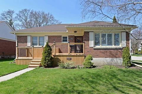 House for sale at 182 Central Park Blvd Oshawa Ontario - MLS: E4440944