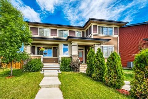 Townhouse for sale at 182 Chaparral Valley Sq Southeast Calgary Alberta - MLS: C4262702