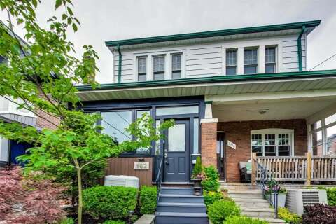Townhouse for sale at 182 Glenmount Park Rd Toronto Ontario - MLS: E4777618