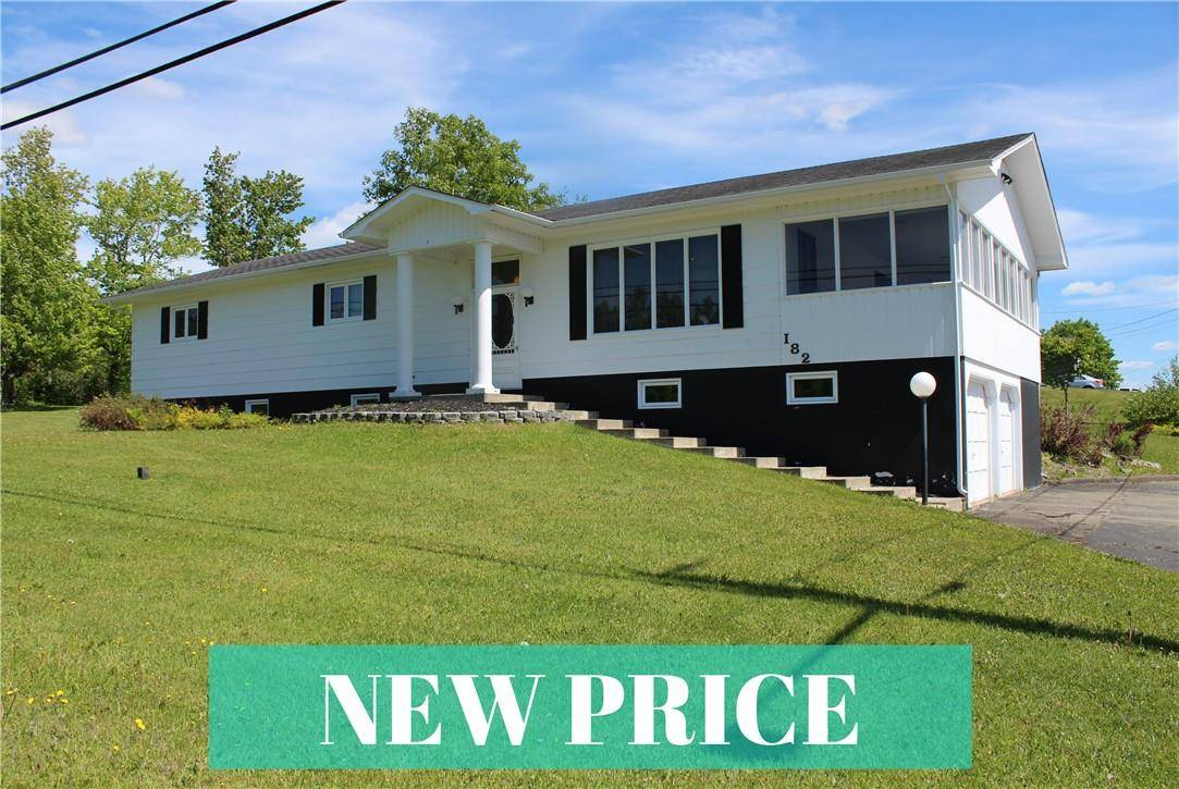 House for sale at 182 Guimont St Grand-sault New Brunswick - MLS: NB007186