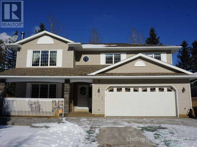 House for sale at 182 Hallam Dr Hinton Valley Alberta - MLS: 50745