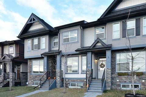 Townhouse for sale at 182 Legacy Common Southeast Calgary Alberta - MLS: C4274603