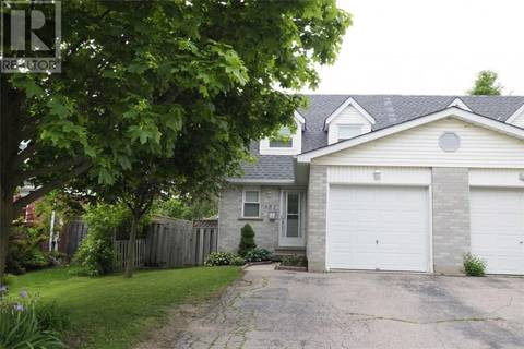 House for sale at 182 Northview Heights Dr Cambridge Ontario - MLS: 30743688