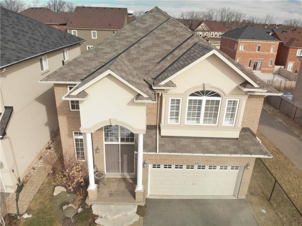 House for sale at 182 Painter Te Waterdown Ontario - MLS: H4071951