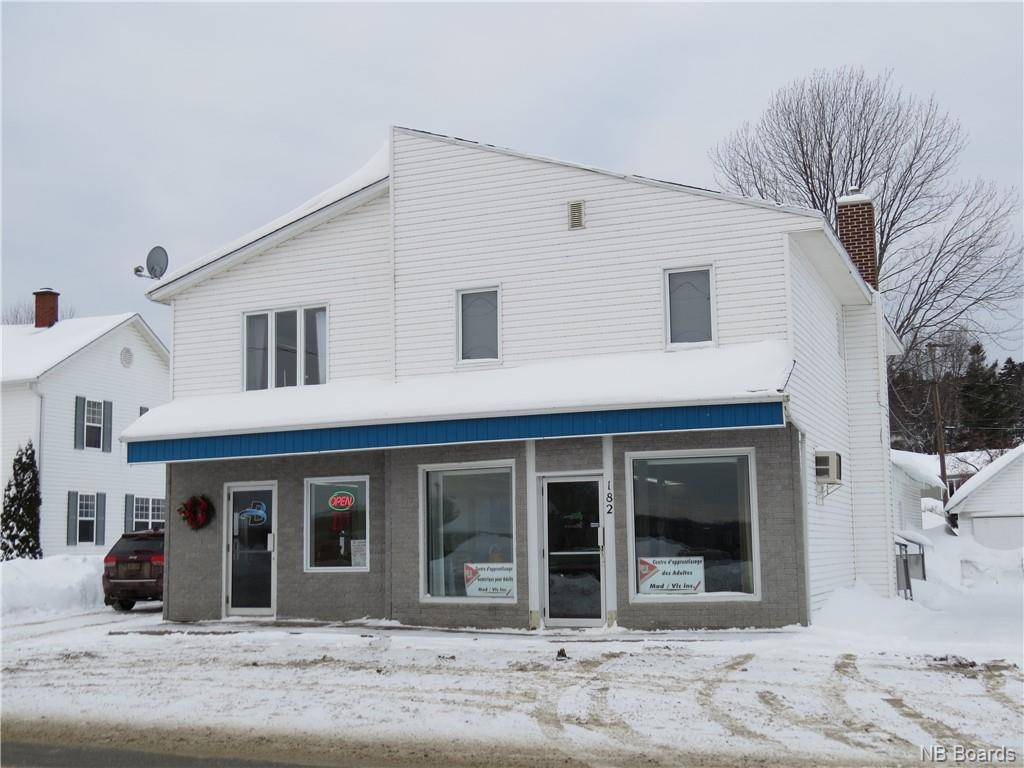 House for sale at 182 Portage Rd Grand Sault/grand Falls New Brunswick - MLS: NB039335