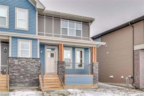 Townhouse for sale at 182 Seton Gr Southeast Calgary Alberta - MLS: C4294309