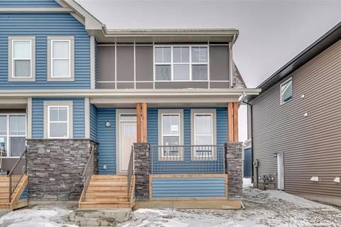 Townhouse for sale at 182 Seton Gr Southeast Calgary Alberta - MLS: C4291701