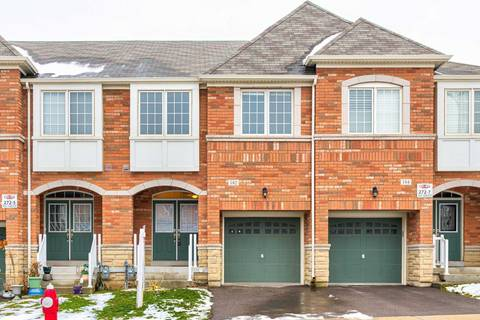 Townhouse for sale at 182 Sky Harbour Dr Brampton Ontario - MLS: W4638524