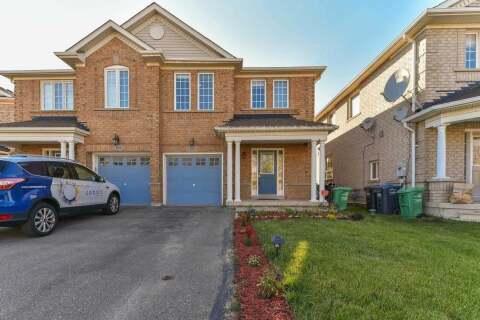 Townhouse for sale at 182 Sugarhill Dr Brampton Ontario - MLS: W4809311