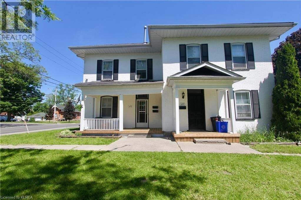 Townhouse for sale at 182 William St Lindsay Ontario - MLS: 264424
