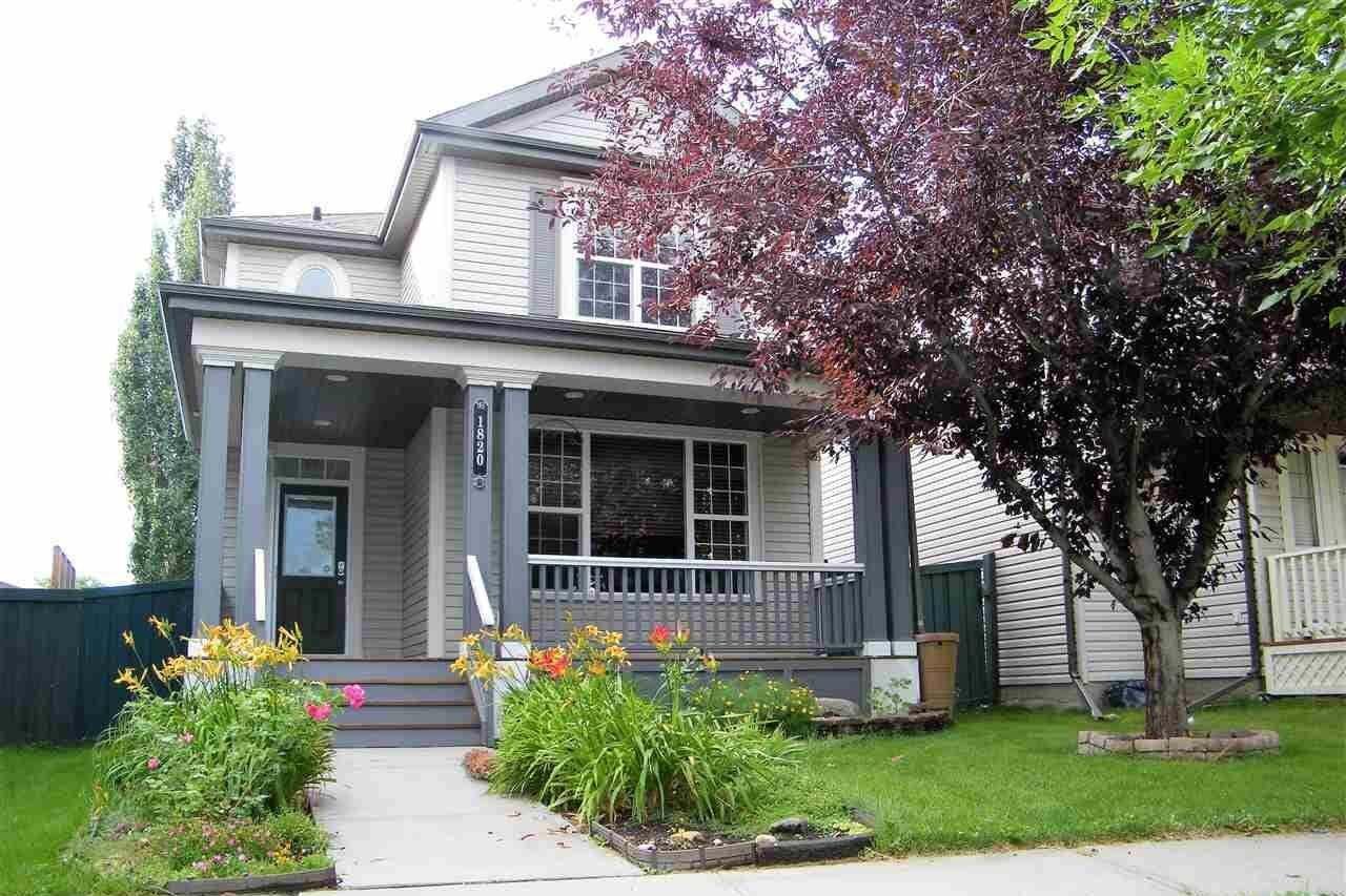 House for sale at 1820 121 St SW Edmonton Alberta - MLS: E4209532