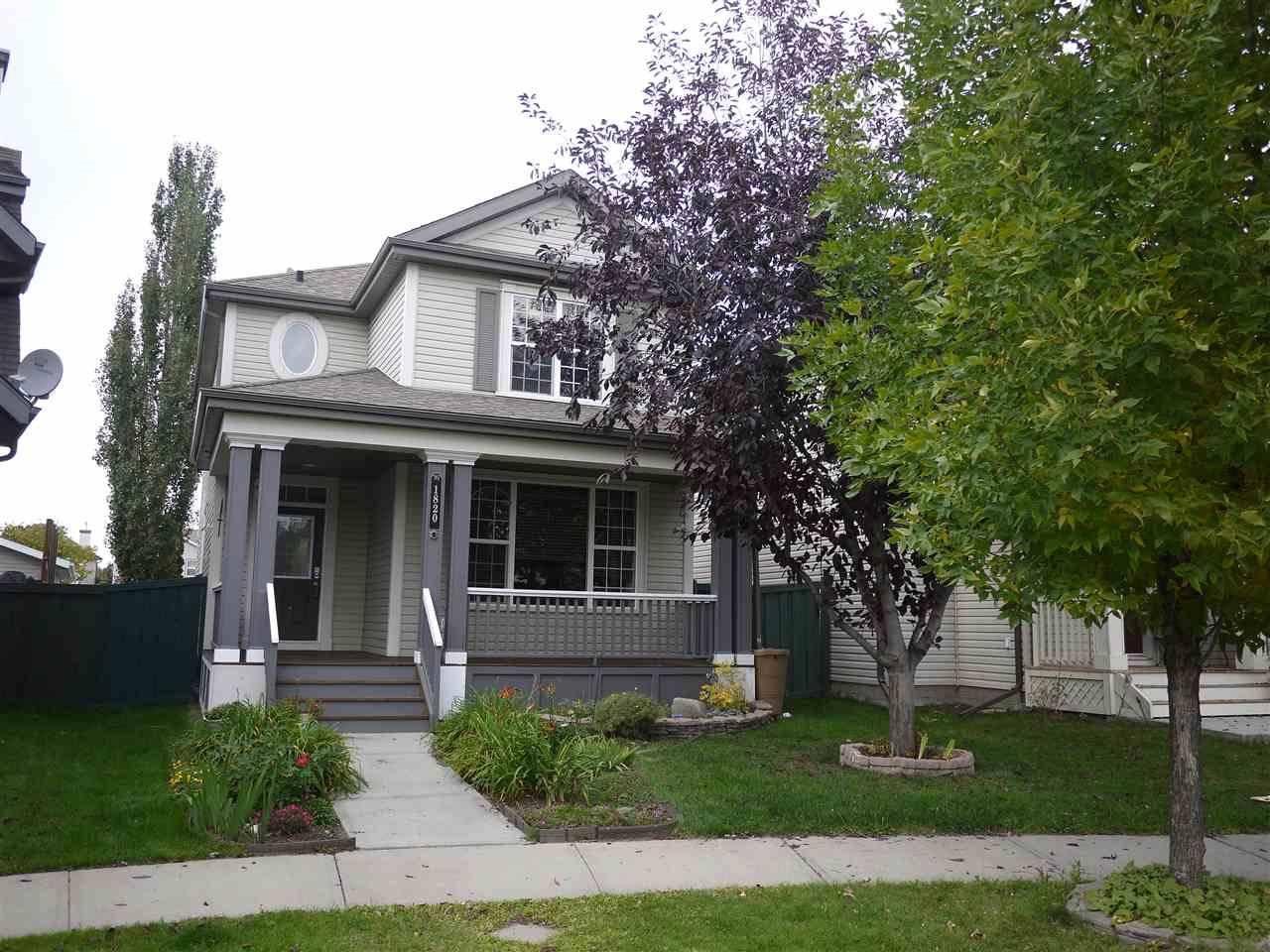House for sale at 1820 121 St Sw Edmonton Alberta - MLS: E4174850