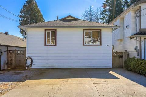 House for sale at 1820 Coquitlam Ave Port Coquitlam British Columbia - MLS: R2350337