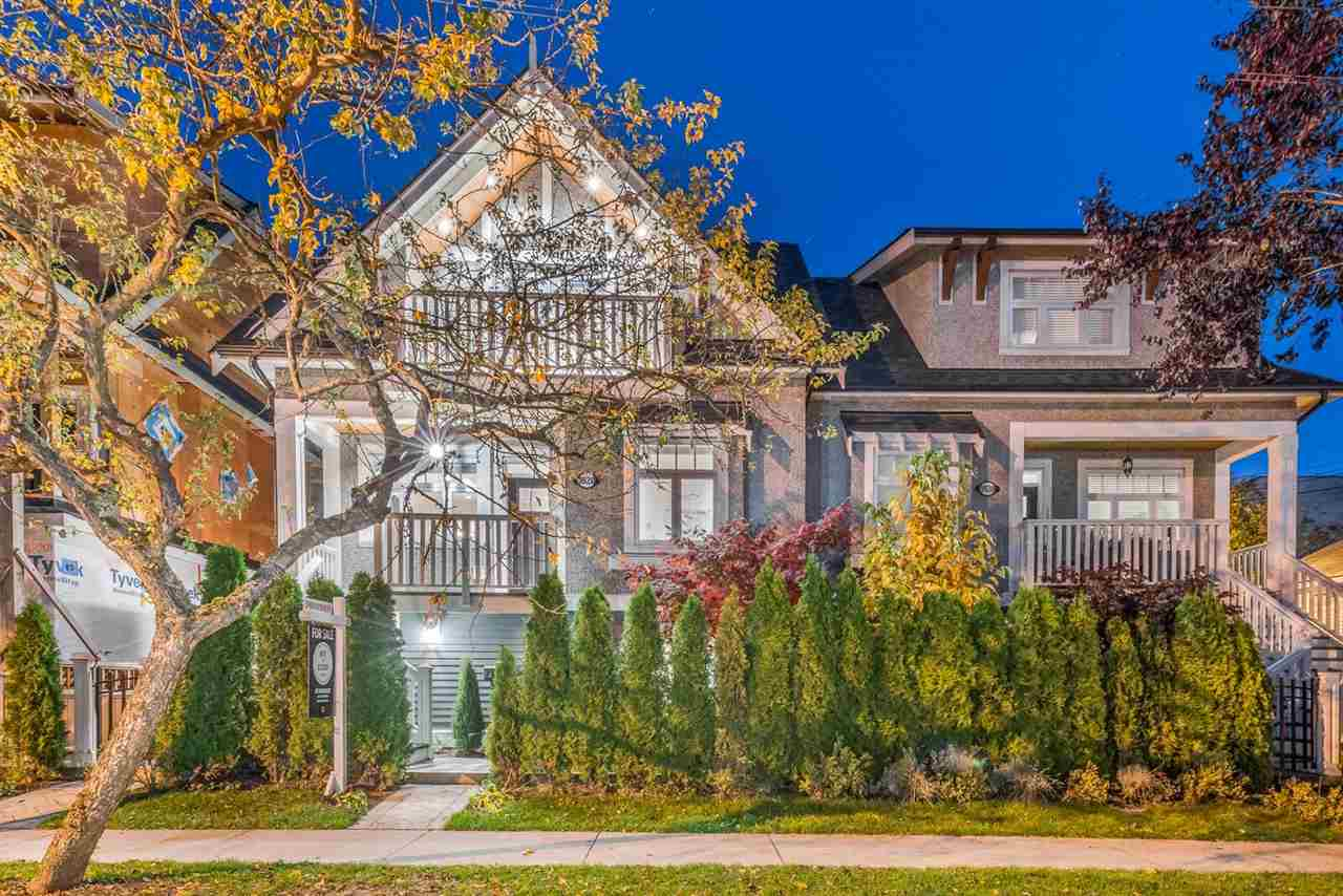 Sold: 1820 Woodland Drive, Vancouver, BC