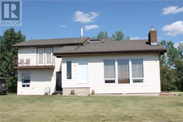 House for sale at 182057 Twp Rd263 Rte Rural Wheatland County Alberta - MLS: SC0169705