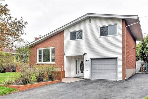 House for sale at 1821 Gage Cres Ottawa Ontario - MLS: 1151711