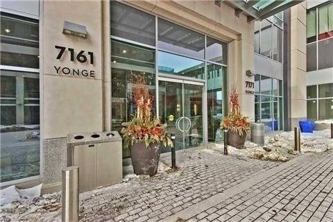 Apartment for rent at 7161 Yonge St Unit 1822 Markham Ontario - MLS: N4704047