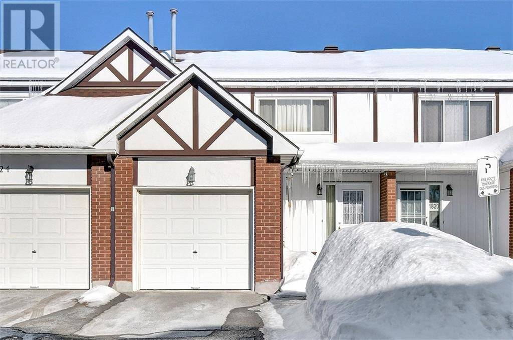 Townhouse for sale at 1822 Axminster Ct Orleans Ontario - MLS: 1182903