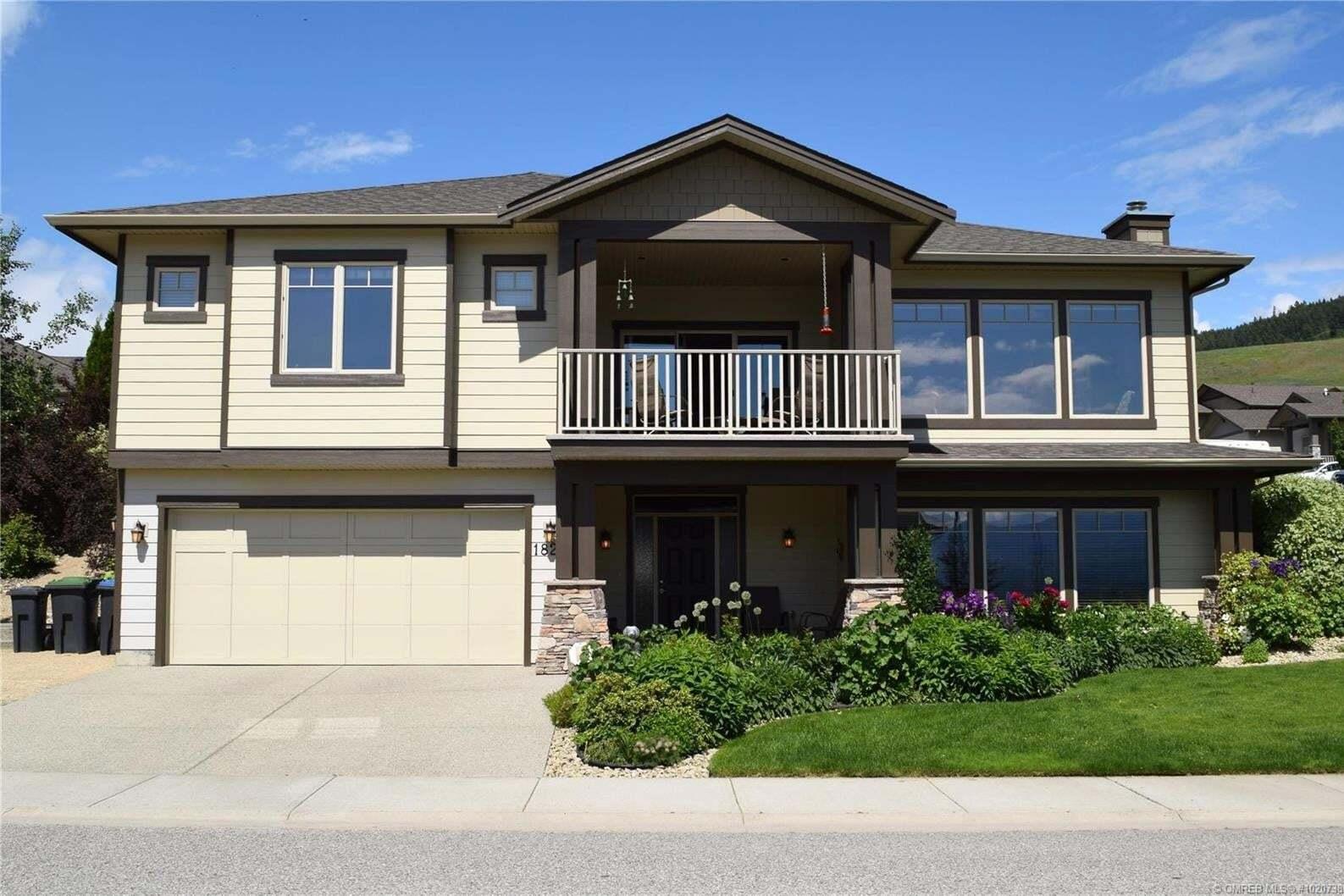 House for sale at 1822 Split Rail Pl Kelowna British Columbia - MLS: 10207389