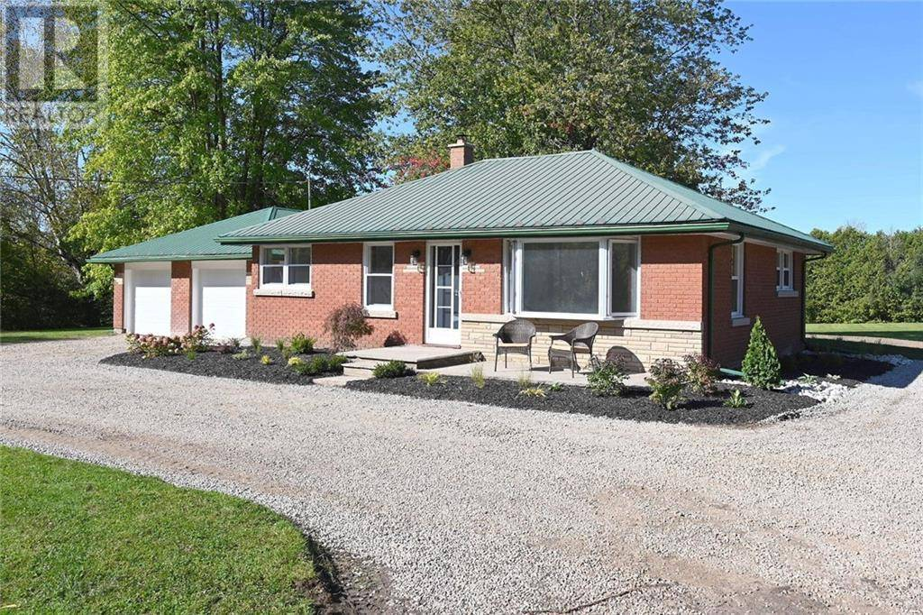 House for sale at 1822 Spragues Road Rd North Dumfries Ontario - MLS: 30775595