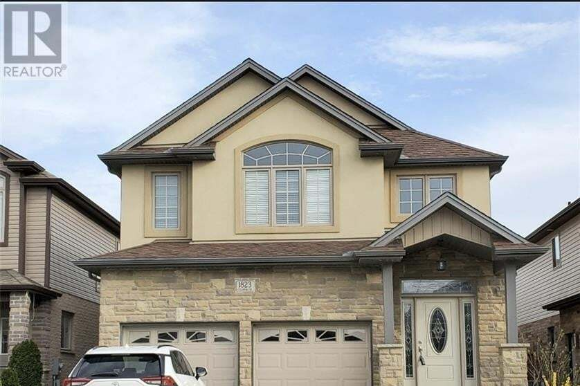 House for sale at 1823 Cedarpark Dr London Ontario - MLS: 257392