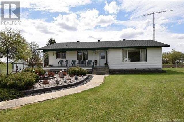 Residential property for sale at 18239 Township Road 474  Rural Camrose County Alberta - MLS: CA0166651