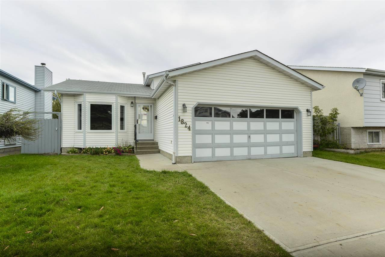 House for sale at 1824 42 St Nw Edmonton Alberta - MLS: E4172901