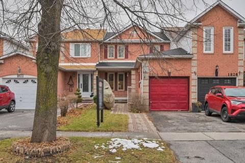 Townhouse for sale at 1824 Bainbridge Dr Pickering Ontario - MLS: E4670276