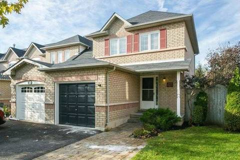 Townhouse for sale at 1824 Woodgate Ct Oshawa Ontario - MLS: E4415319