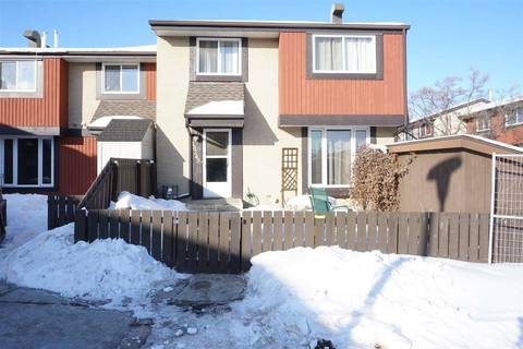 Townhouse for sale at 18245 84 Ave Nw Edmonton Alberta - MLS: E4146152