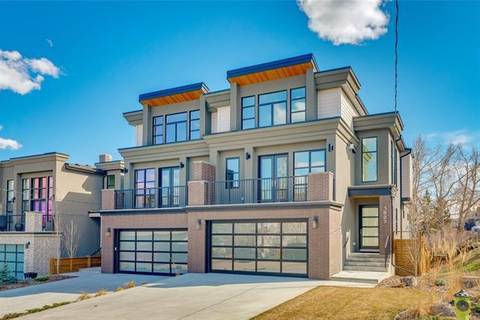 Townhouse for sale at 1825 22 Ave Southwest Calgary Alberta - MLS: C4236453