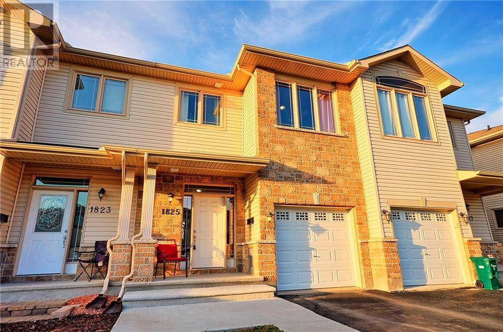 Townhouse for sale at 1825 Arrowgrass Wy Ottawa Ontario - MLS: 1172272
