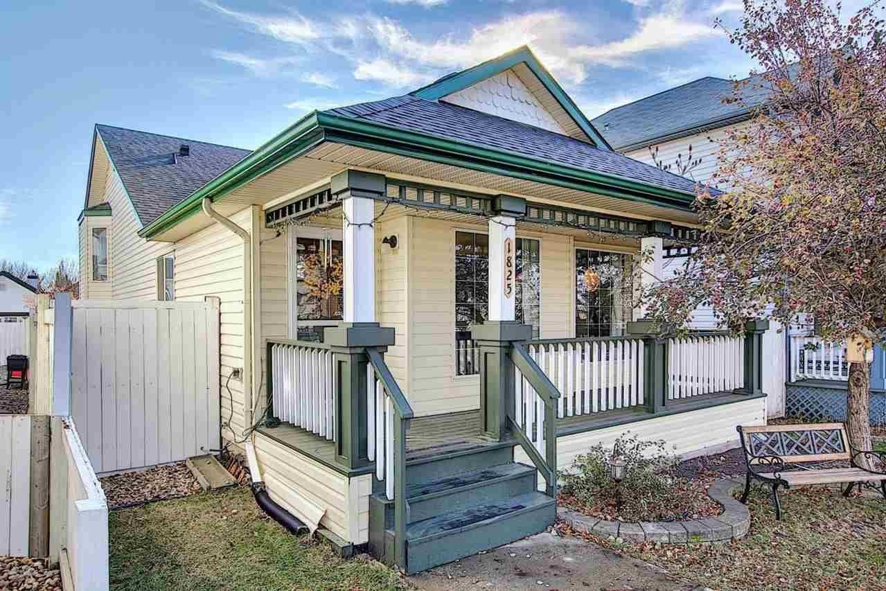 House for sale at 1825 Tomlinson Cr NW Edmonton Alberta - MLS: E4219480