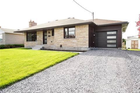 House for sale at 1826 Belcourt Blvd Ottawa Ontario - MLS: 1138052