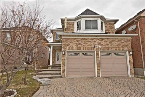 House for sale at 1827 Bridlington Ct Mississauga Ontario - MLS: W4735861