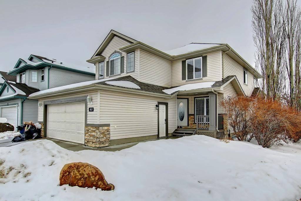 House for sale at 1827 Garnett Wy Nw Edmonton Alberta - MLS: E4186058