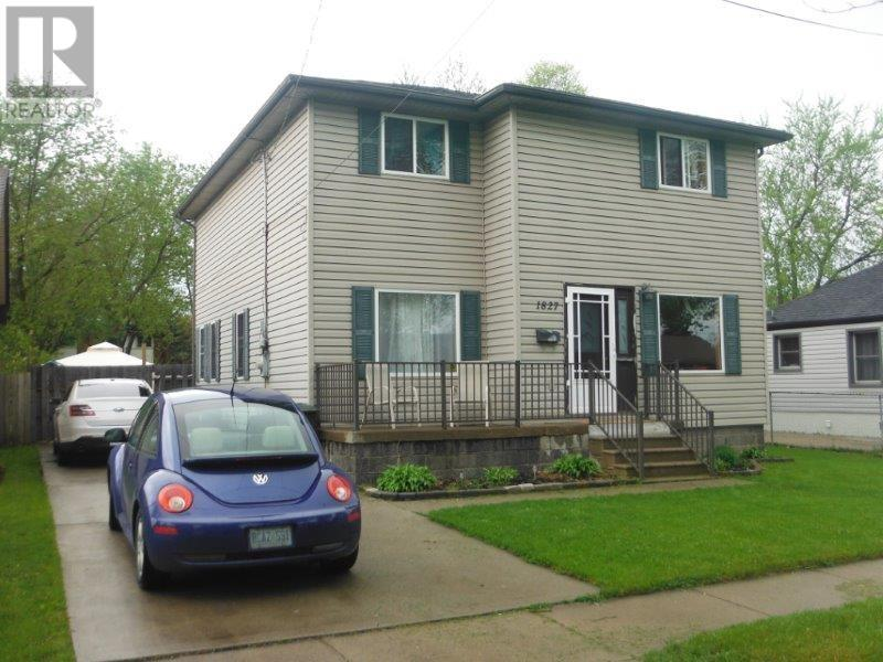 For Sale: 1827 Jefferson , Windsor, ON | 4 Bed, 2 Bath House for $269,900. See 16 photos!