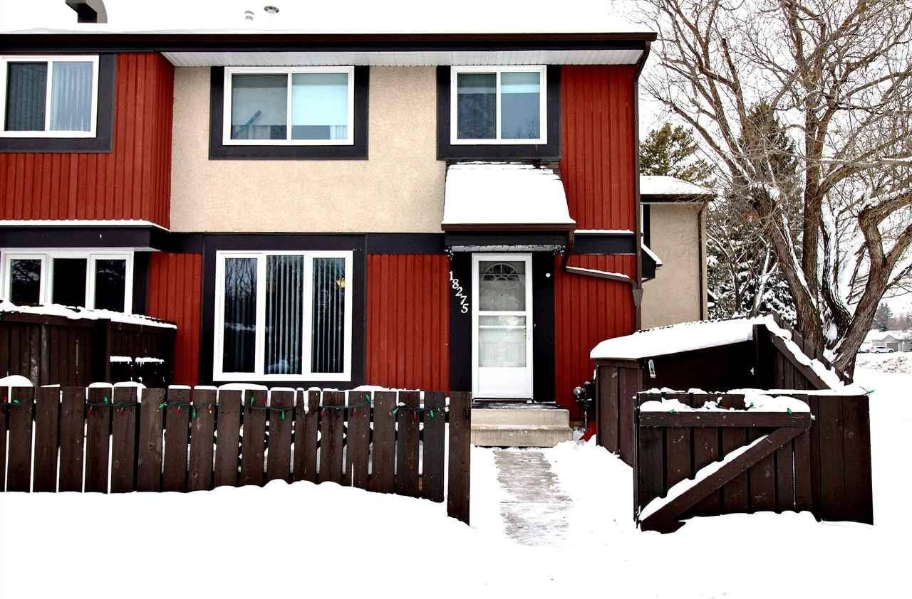 Townhouse for sale at 18275 84 Ave Nw Edmonton Alberta - MLS: E4184770