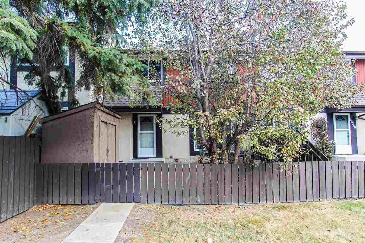 Townhouse for sale at 18277 84 Av NW Edmonton Alberta - MLS: E4219391