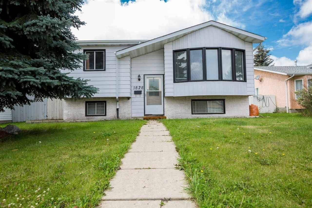 House for sale at 1828 42 St Nw Edmonton Alberta - MLS: E4192267