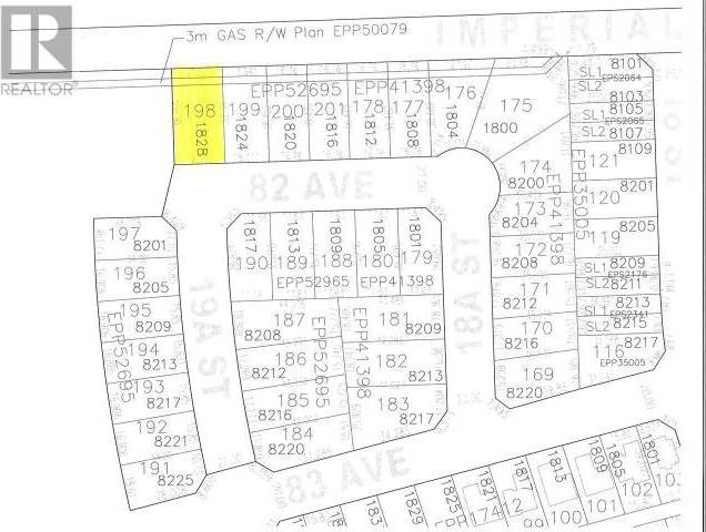 Home for sale at 1828 82 Ave Dawson Creek British Columbia - MLS: 177479