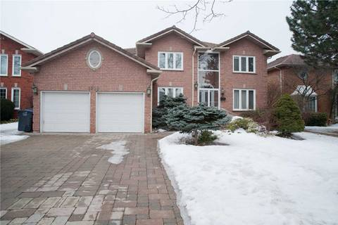 House for sale at 1828 Grosvenor Pl Mississauga Ontario - MLS: W4389694