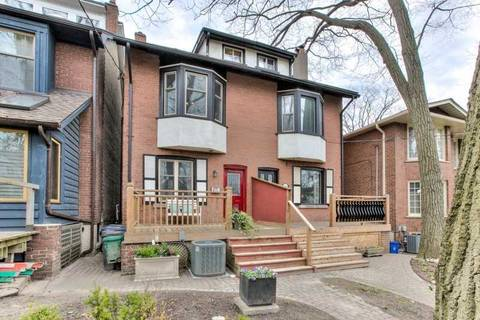 Townhouse for rent at 183 Beech Ave Toronto Ontario - MLS: E4670173