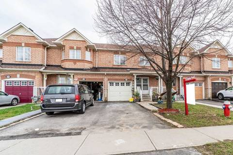 Townhouse for sale at 183 Checkerberry Cres Brampton Ontario - MLS: W4481893