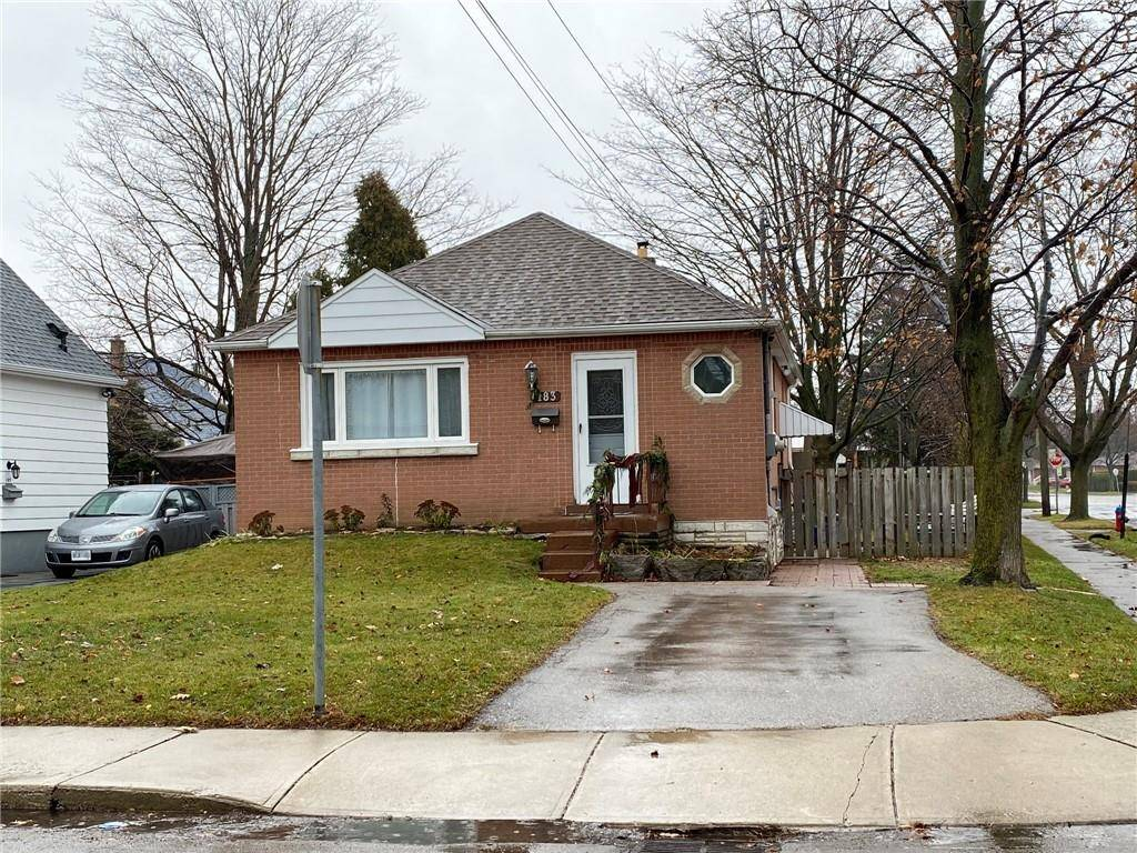 House for rent at 183 43rd St East Hamilton Ontario - MLS: H4069118