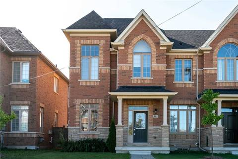 Townhouse for sale at 183 East's Corners Blvd Vaughan Ontario - MLS: N4537965