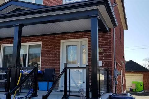 Townhouse for sale at 183 Epsom Downs Dr Toronto Ontario - MLS: W4739111